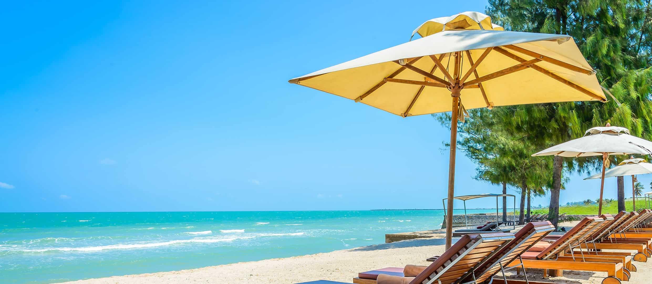 Rechteckiger Sonnenschirm: Test & Empfehlungen (09/20)
